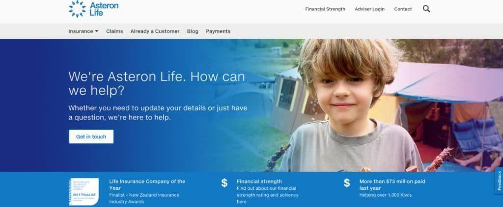 Best Life Insurance Company New Zealand Asteron Life