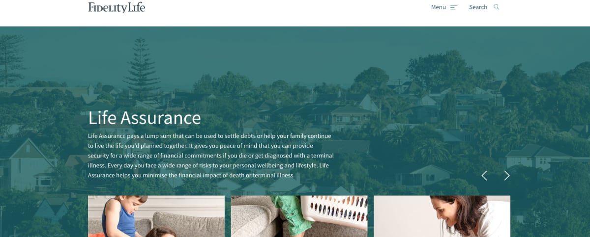 Best Life Insurance Company New Zealand Fidelity Life