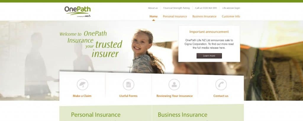 Best Life Insurance Company New Zealand OnePath