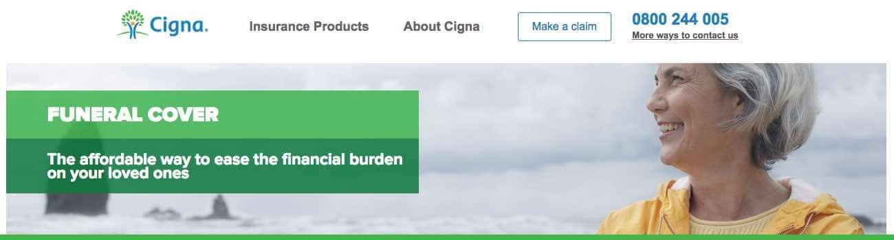 Cigna Funeral Cover NZ