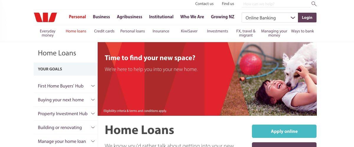 Best Mortgage Broker NZ Westpac New Zealand
