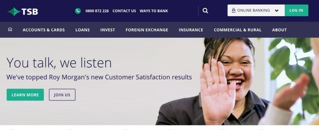 Best Mortgage Brokers Waikato TSB Bank