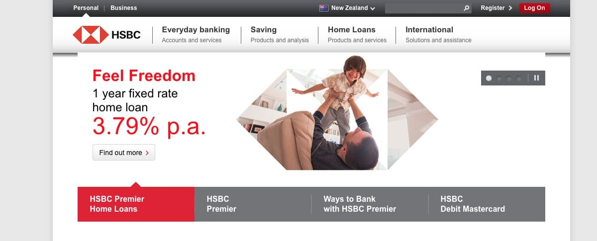 Compare Mortgage Interest Rates HSBC Banking New Zealand