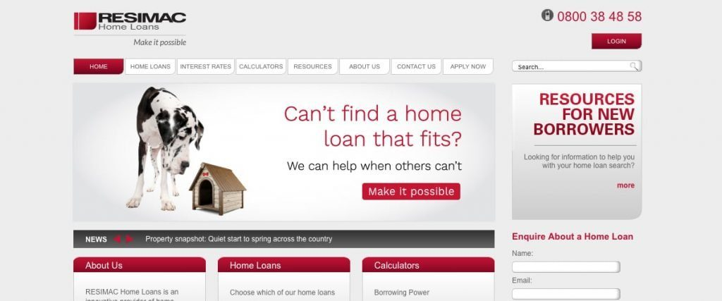 Resimac Home Loans Compare Best Mortgage Rates