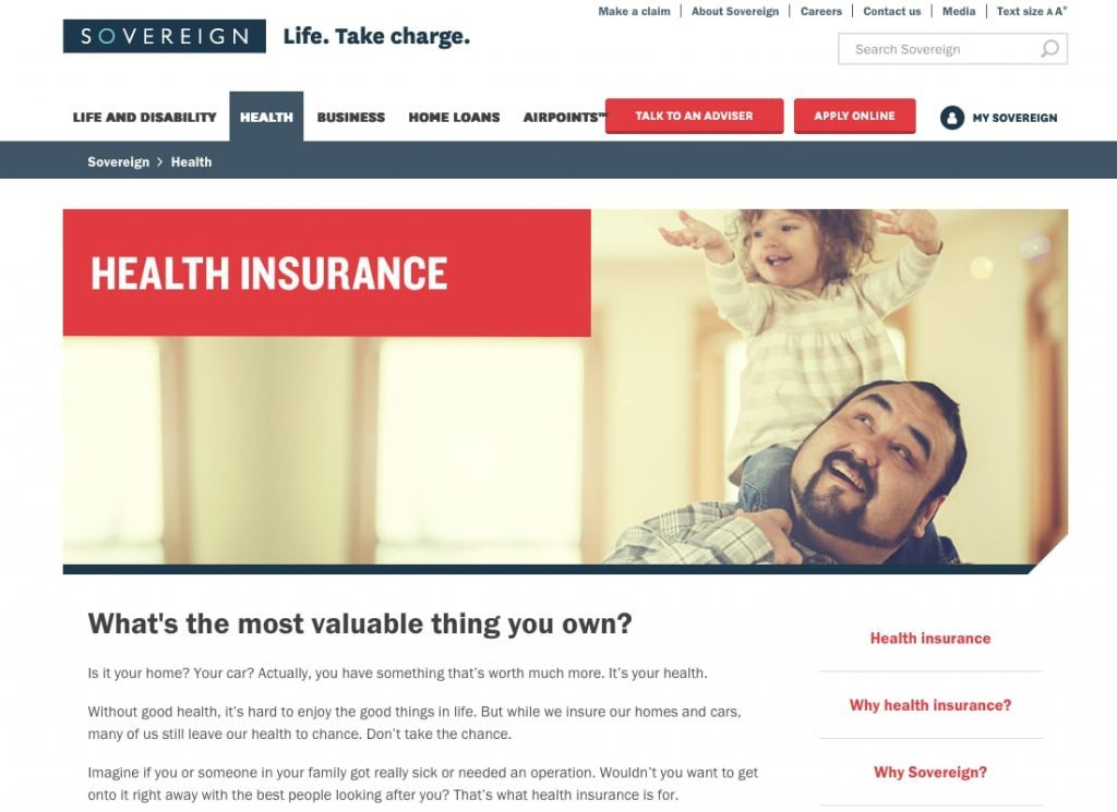 Sovereign Health Insurance