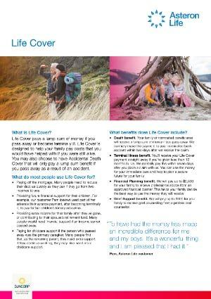 AsteronLife-Life-Insurance-Brochure